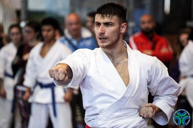 Gianluca Gallo – nazionale karate (LEGGI L'INTERVISTA)