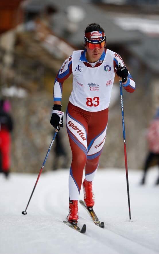 Giulia Sturz – nazionale sci di fondo (LEGGI L'INTERVISTA)