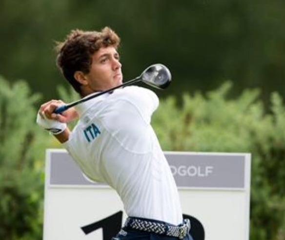 Dylan De Prosperis – golf (LEGGI L'INTERVISTA)