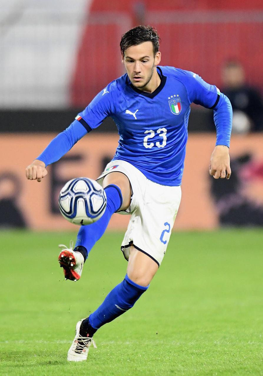 Alessandro Murgia-Serie A e Nazionale Calcio (LEGGI L'INTERVISTA)