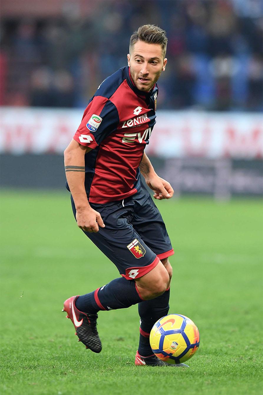 Andrea Bertolacci-Serie A e Nazionale Calcio (LEGGI L'INTERVISTA)