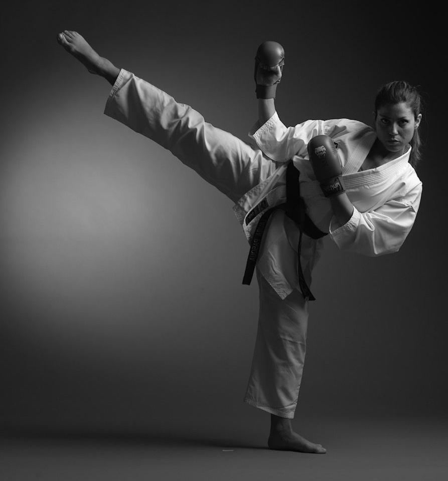 Laura Pasqua – nazionale Karate (LEGGI L'INTERVISTA)